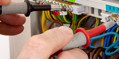 Domestic electrical fault finding