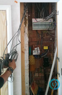 Fuseboard change beaconsfield after rewire